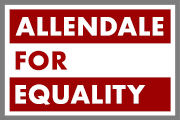 Allendale for Equality Logo